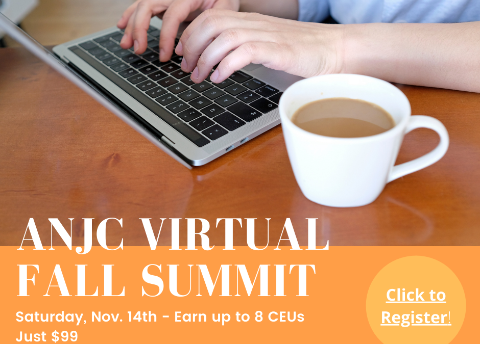 ANJC 2020 Virtual Fall Summit